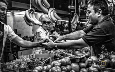 Salida Fotográfica práctica al Mercado Central